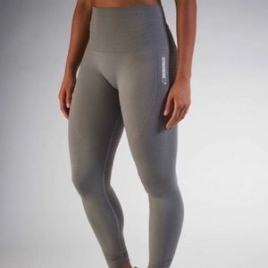 Gymshark Seamless Legging (Slate Grey) -  NEW